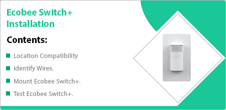 ecobee switch installation guide