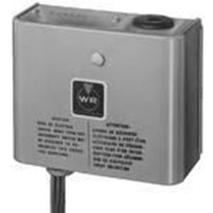 Picture of White-Rodgers 24A06G-1 Thermostat, 2-Pole SPST