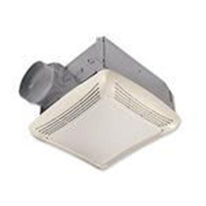 Picture of Nutone 763 Ceiling Fan/Light, 50 CFM, Incandescent