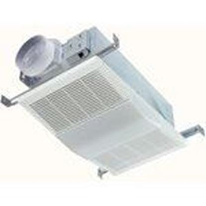 Picture of Nutone 668RP Ceiling Fan/Light, Incandescent, 70 CFM