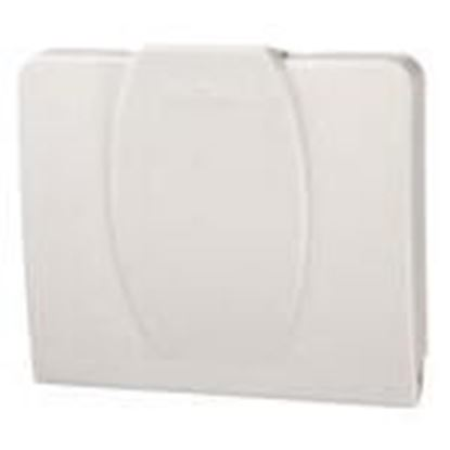 "Picture of Nutone 360W Automatic On & Off Inlet, 33-/4 x 3 x 5/8"", White"