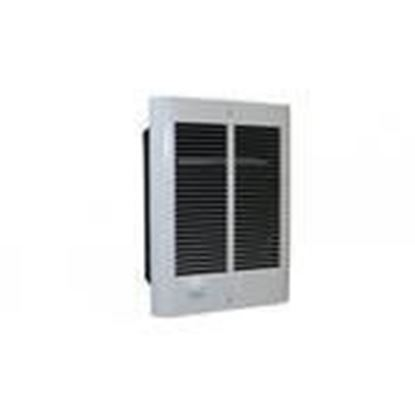 Picture of Qmark CZ2048T Residential Fan-Forced Zonal Wall Heater, 2000W, 240V