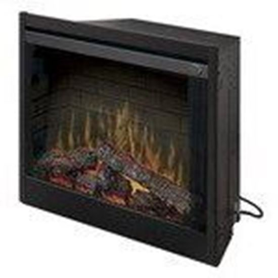 "Picture of Electromode BF39DXP 39"" Direct-wire Firebox"