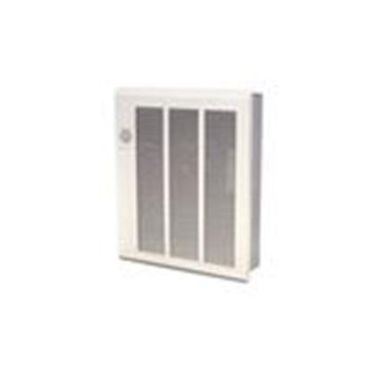 Picture of Berko FRA4024F Commercial Wall Heater, Fan Forced, 4000/3000W, 240/208V, White