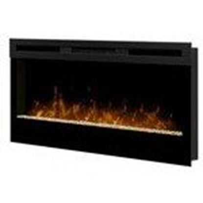 """Picture of Electromode BLF34 34"""" Wickson Linear Electric Fireplace"""