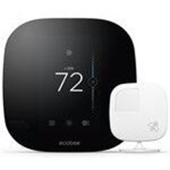 Picture of Ecobee EB-STATe3-02 Ecobee3 Smart Thermostat