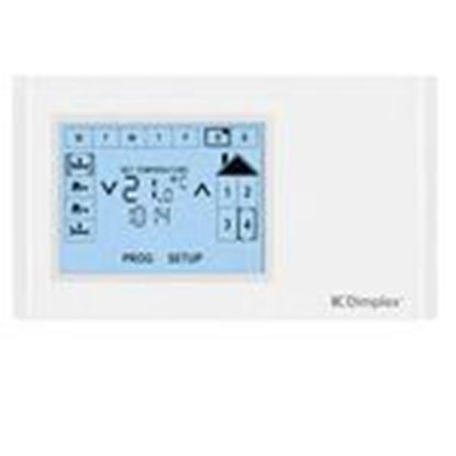 Picture of Electromode CX-MPC Multi-zone Wall Mounted Remote