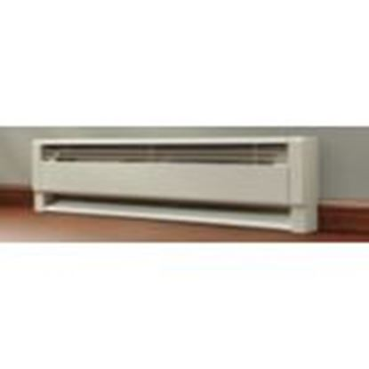 Picture of Qmark HBB2004 Electric Hydronic Baseboard Heater, 2000/1500W, 240/208V