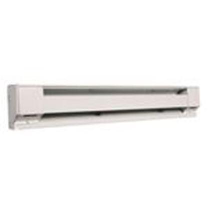 Picture of Berko 2516W Electric Baseboard Heater, 1500W, 120V
