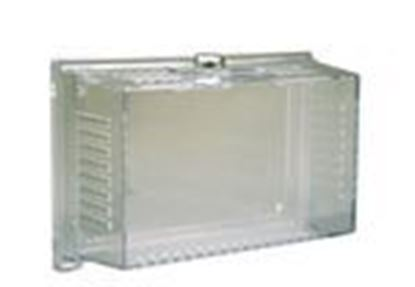 Picture of Qmark TC1 Thermostat Enclosure, Clear, Plastic, Universal