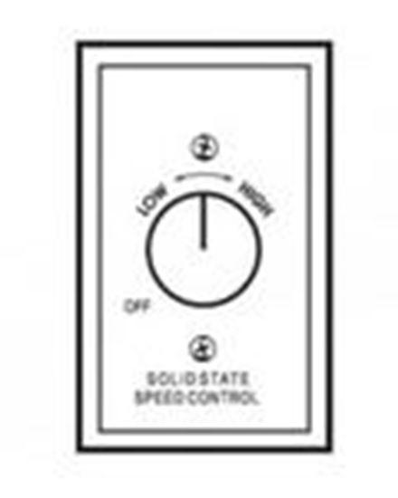 Picture of Berko 12012 120v, 12 Amp Fan Motor Speed Control