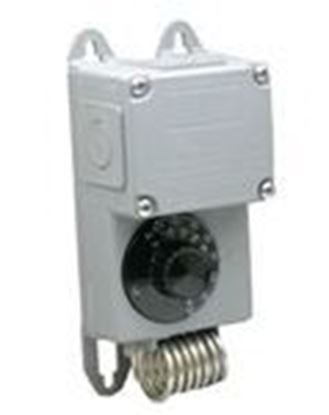 Picture of Qmark WT11A Thermostat & Control, SPDT, 25A, 120-277V, Nema 4X