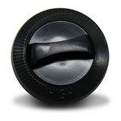 Picture of Cadet 040002 Replacement Knob, Black