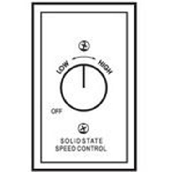 Picture of Berko 12003 Variable Speed Controller, 3A, 120V