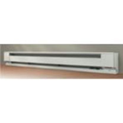 Picture of Berko 2548W Electric Baseboard Heater, 2000/1504W, 240/208V