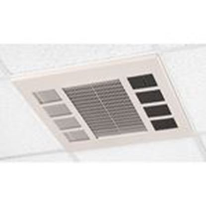 Picture of Berko FFCH548 Recessed Ceiling Mounted Heater, Series 500, 208V