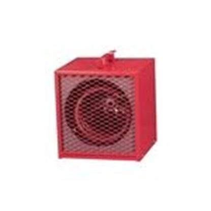 Picture of Qmark BRH562 5,600w @ 240v (4,200w @ 208v) Contactor Heater