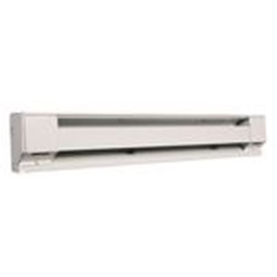 Picture of Qmark 2513W Electric Baseboard Heater, 750W, 120V