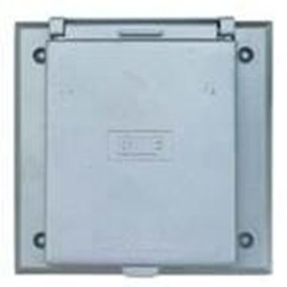 Picture of BWF TPO-50V Single Receptacle, 2-Gang, Weatherproof Cover