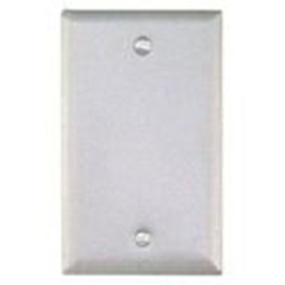 Picture of BWF BC-1V Weatherproof Cover, 1-Gang, Vertical/Horizontal, Blank