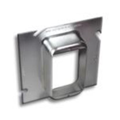 Picture of RANDL Industries D-51G114 5 in. Square x Single Gang Extension Ring