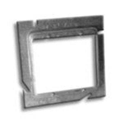 Picture of RANDL Industries L-52G034 5 in. Square x Double Gang Extension Ring