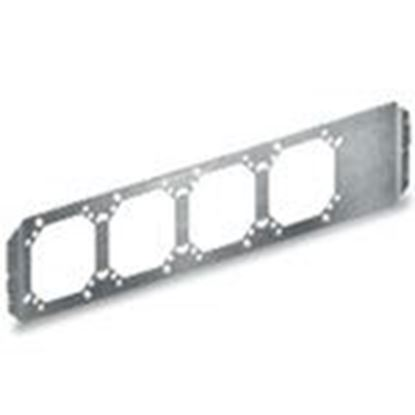 "Picture of RANDL Industries 5BSB-24 Support Bracket for 24"" Stud Spacing, Metallic"