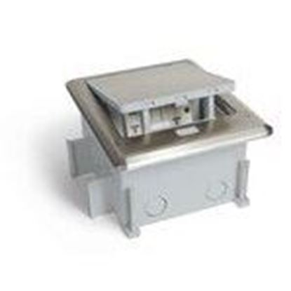 Picture of Lew OB-1-SP LEW OB-1-SP OUTDOOR BOX WITH PUSH