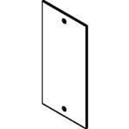 Picture of Wiremold SGB-B Single Gang Bottom Blank