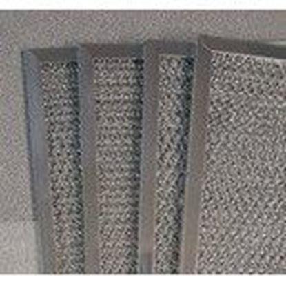 "Picture of Hoffman 10100044SP Reusable Filter, 34 x 9 x 5/16"", Non-Metallic"