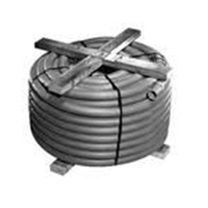 """Picture of Carlon 11812-250 Non-Metallic Corrugated Flexible Conduit, 2-1/2"""", Gray, 250'"""