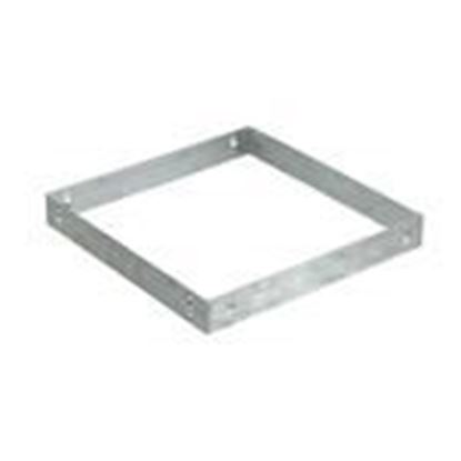 """Picture of Milbank 1212GC Wireway Connector, Type 1 Lay-In, 12"""" x 12"""""""