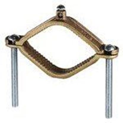 "Picture of Dottie 1002 4-1/2"" to 6"" Ground Clamp"