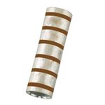 Picture of 3M 11014 Copper Compression Sleeve, Long Barrel, Wire Size: 500 AWG