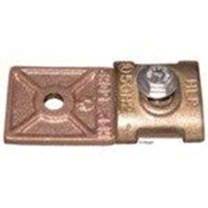 Picture of Harger Lightning & Grounding 222 CU HEAVY DUTY BONDING LUG