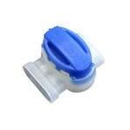 Picture of 3M 314-BIN Insulation Displacement Connector, Wire Range: 22 - 14 AWG