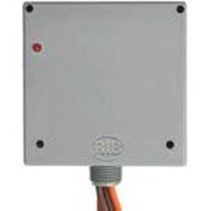 Picture of Functional Devices RIB02P Relay, Enclosed, 20A, 208-277VAC Coil, DPDT, NEMA 1