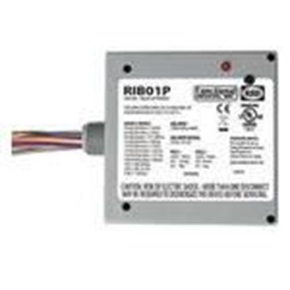 Picture of Functional Devices RIB01P Relay, Power Control, 20A, DPDT, 120VAC Coil, Enclosed, NEMA 1