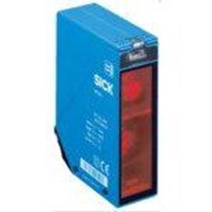 Picture of Sick Optic 1016932 Sensor, Photoelectric, Proximity, Background , 24-240V AC