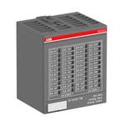Picture of ABB 1SAP250000R0001 AX522:S500, Analog I/O.Mod.8AI/8AO, U/I/RT