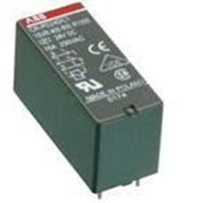 Picture of ABB 1SVR 405 600 R0000 Circuit Board Relay, SPDT, 24V AC