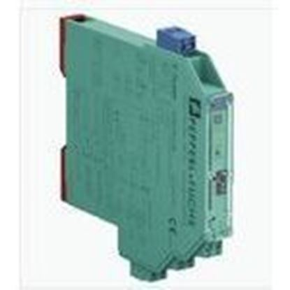 Picture of Pepperl Fuchs 216712 Switch Amplifier, 24VDC, 1 Channel Isolated Barrier, Signal Splitter