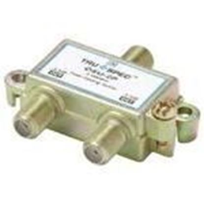 Picture of Pico Digital DSU-2P 2-Way Horizontal Power Pass Splitter - 1 GHz