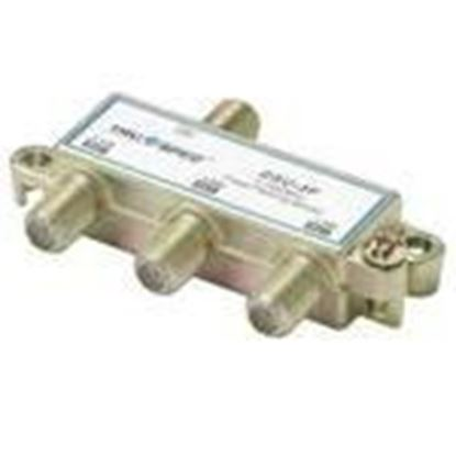 Picture of Pico Digital DSU-3P 3-Way Horizontal Power Pass Splitter - 1 GHz