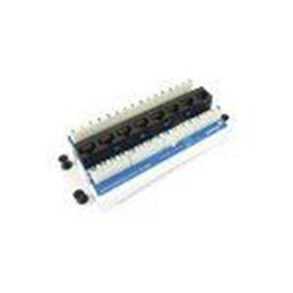 Picture of Primex Manufacturing 125-0986 8-Port Cat 5e Data Module