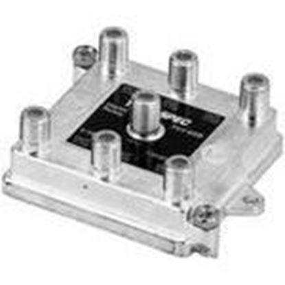 Picture of Pico Digital TSV-6SB 6-Way Vertical Splitter - 1 GHz