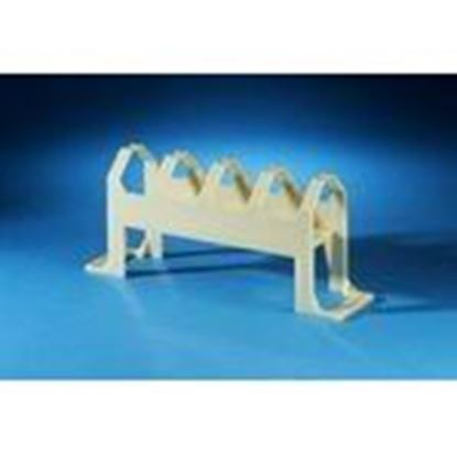 """Picture of Ortronics OR-30200140 Jumper Trough, with Legs, 110 Style, 2.69"""" H x 10.75"""" W x 4.69"""" D"""