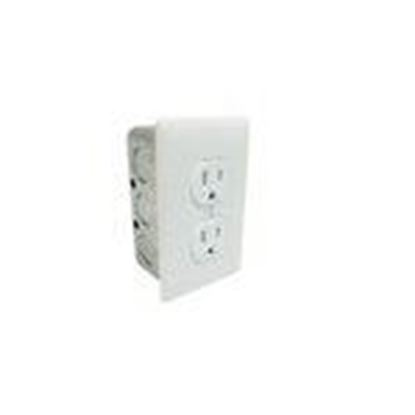 Picture of Primex Manufacturing EIKIT Electrical Install Kit w/ Gang Box, Outlet Cover