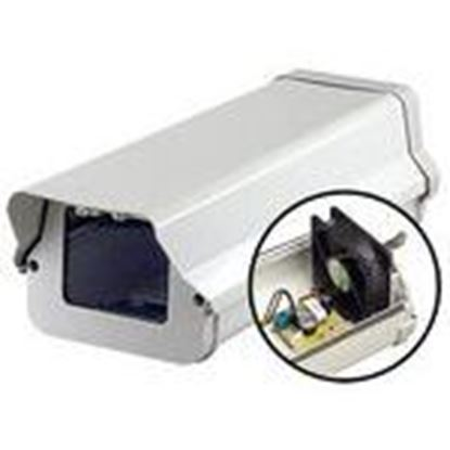 Picture of Opticom 605HB Outdoor Housing w/Heater/Blower & Sunshield