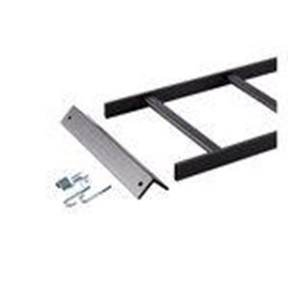 Picture of Ortronics OR-WRTRT-12B Runway Wall to Rack Kit, Black